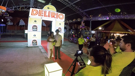 Activación Argos: Feria Delirio Cali