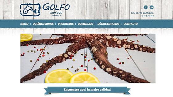 Golfo Seafood Pesquera