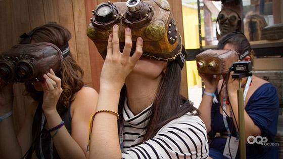 Activación OFFCORSS: Colombiamoda 2015