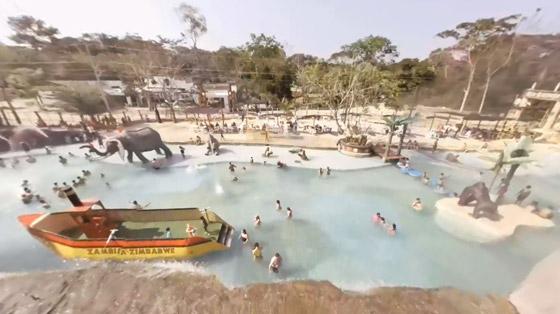Hacienda Nápoles - Video 360º